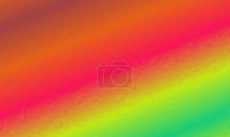 abstract colorful polygonal background