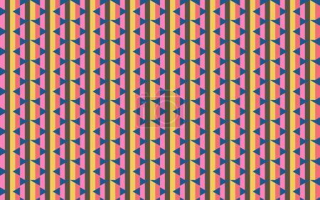 Moderne farbenfrohe Kulisse mit sechseckigem Muster