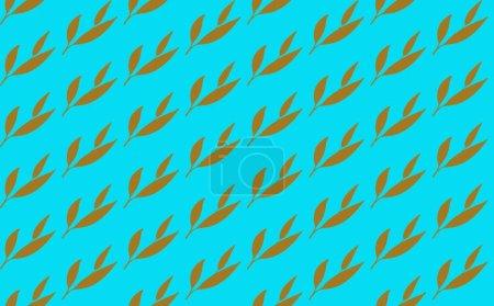 Illustration pour Fond abstrait sans couture avec des éléments géométriques - image libre de droit