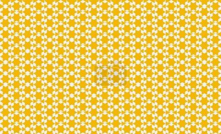 Fond coloré moderne avec motif hexagonal