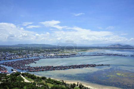Sanya (Sānyà) is the southernmost city on Hainan...