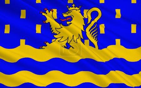 Flag of Doubs