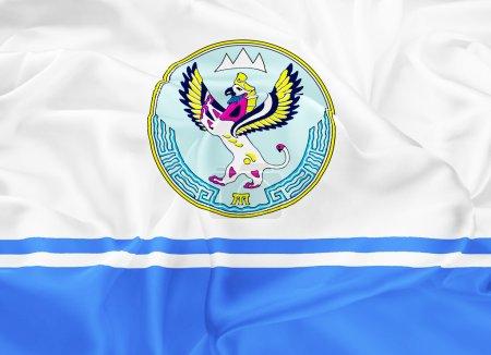 Flag of Republic of Altai