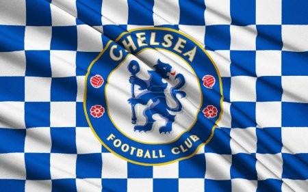 Flag football club Chelsea, England