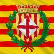 Flag of Barcelona is a province of eastern Spain, ...