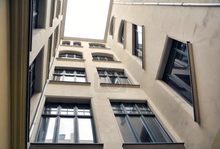 Courtyard in Berlin