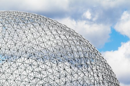 Montreal Biosphere Structure details
