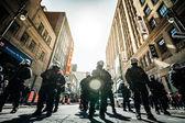 Epic skupina policie připravena reagovat v případě problému s Prote
