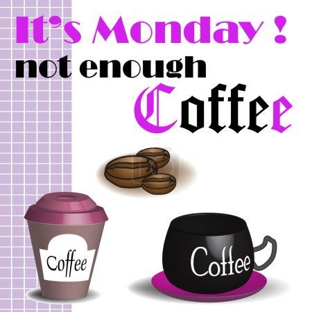 Not enough coffee