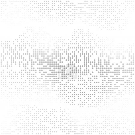 Abstract dotted background