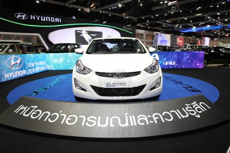 BANGKOK November 28 Hyundai Elantra