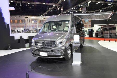 BANGKOK MARCH 24 Mercedes benz