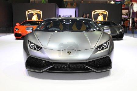 BANGKOK MARCH 24 Lamborghini car