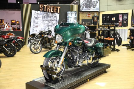 BANGKOK MARCH 24 Harley Davidson