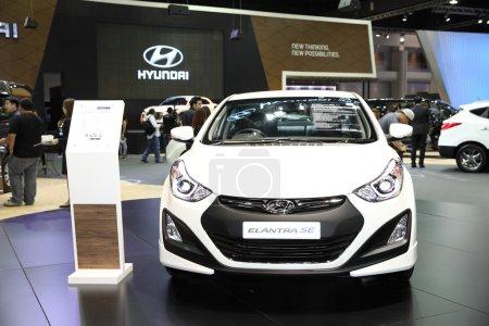 BANGKOK December 1 Hyundai Elantra