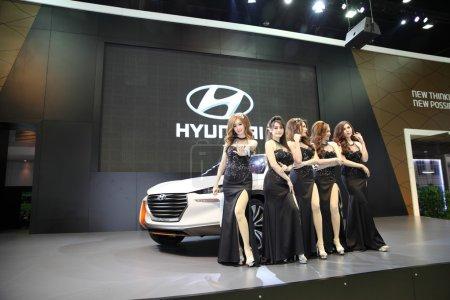 BANGKOK December 11 Hyundai Intrado