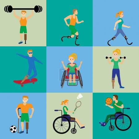 Disabled Sport Games