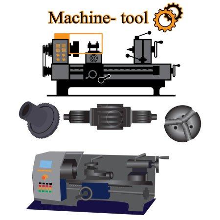 Industrial operation illustration.