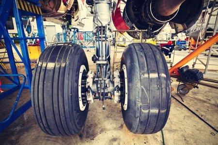 Heavy maintenance