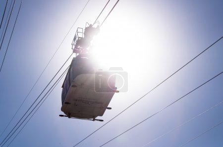 Cable Car to the Sugarloaf Mountain