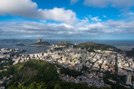 Flamengo Neighborhood of Rio de Janeiro