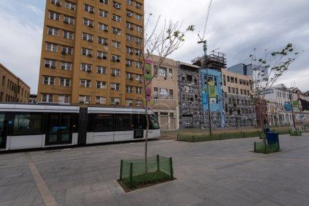 Olympic Boulevard in Rio