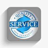 Service quality icon