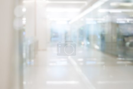 Photo for Store, shopping mall abstract defocused blurred background - Royalty Free Image