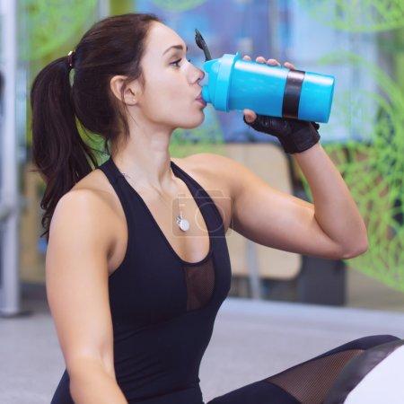 fitness athlete woman