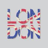 London illustration typography