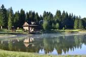 Jezero v Krpáčově