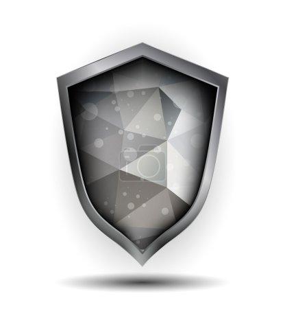 Polygonal elements shield