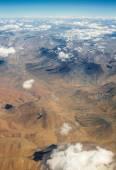 Vista aerea del mountais Himalayan