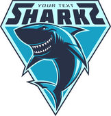 Cápák logó