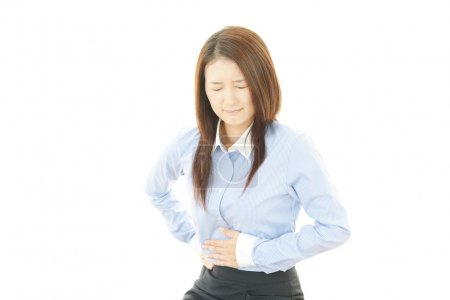 Women with abdominal pain