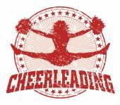 Cheerleading Design - Vintage