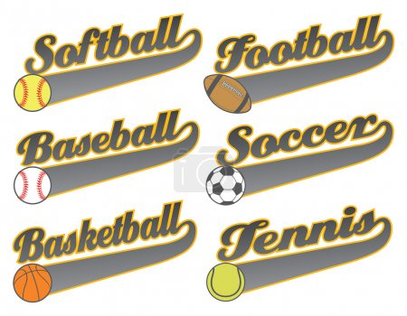 Sports With Tail Banners