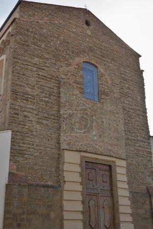 San Frediano in Cestello facade, a church in Oltra...