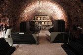 Dřevěné sudy na víno