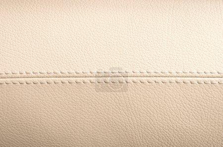 Car interior leather texture.