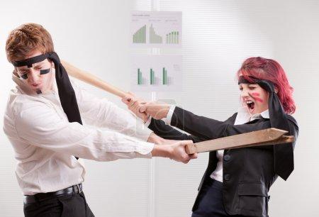 man VS woman annoyances on workplace