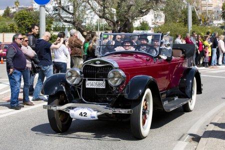 Lincoln Sport Phaeton 1924