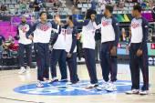 Basketball USA Team