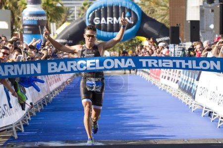 Triathlon - Gomez Noya
