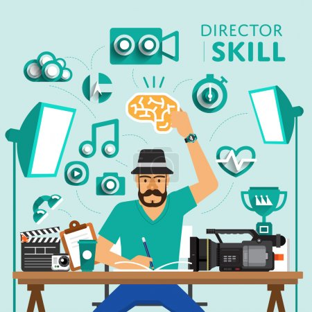 marketing show skill icon for Director
