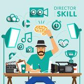 marketing show skill icon for Director