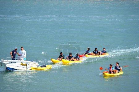 Kayak tours on the Bensafrim river in Lagos harbour