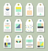 Collection of 12 Hang Tags