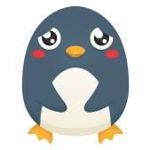 Sad Penguin