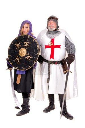 Templar and Muslim